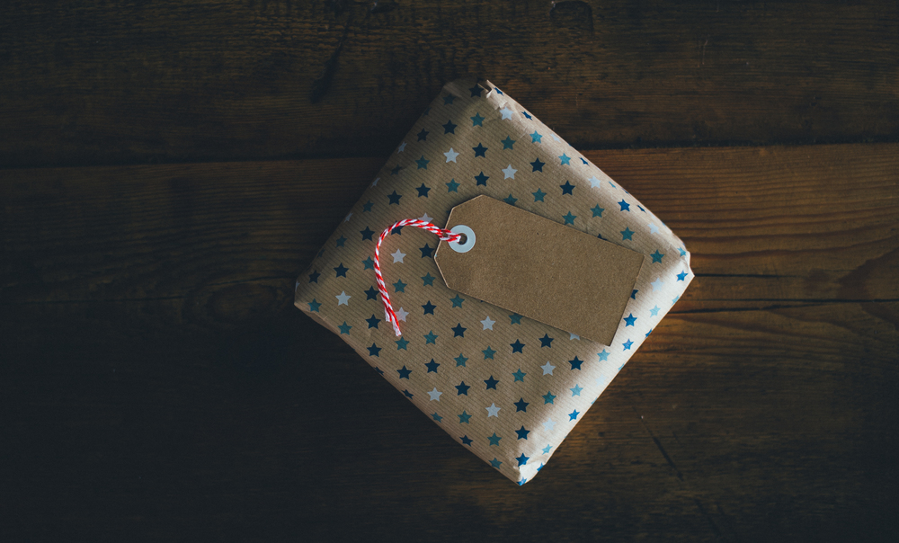 re-gifting gifts