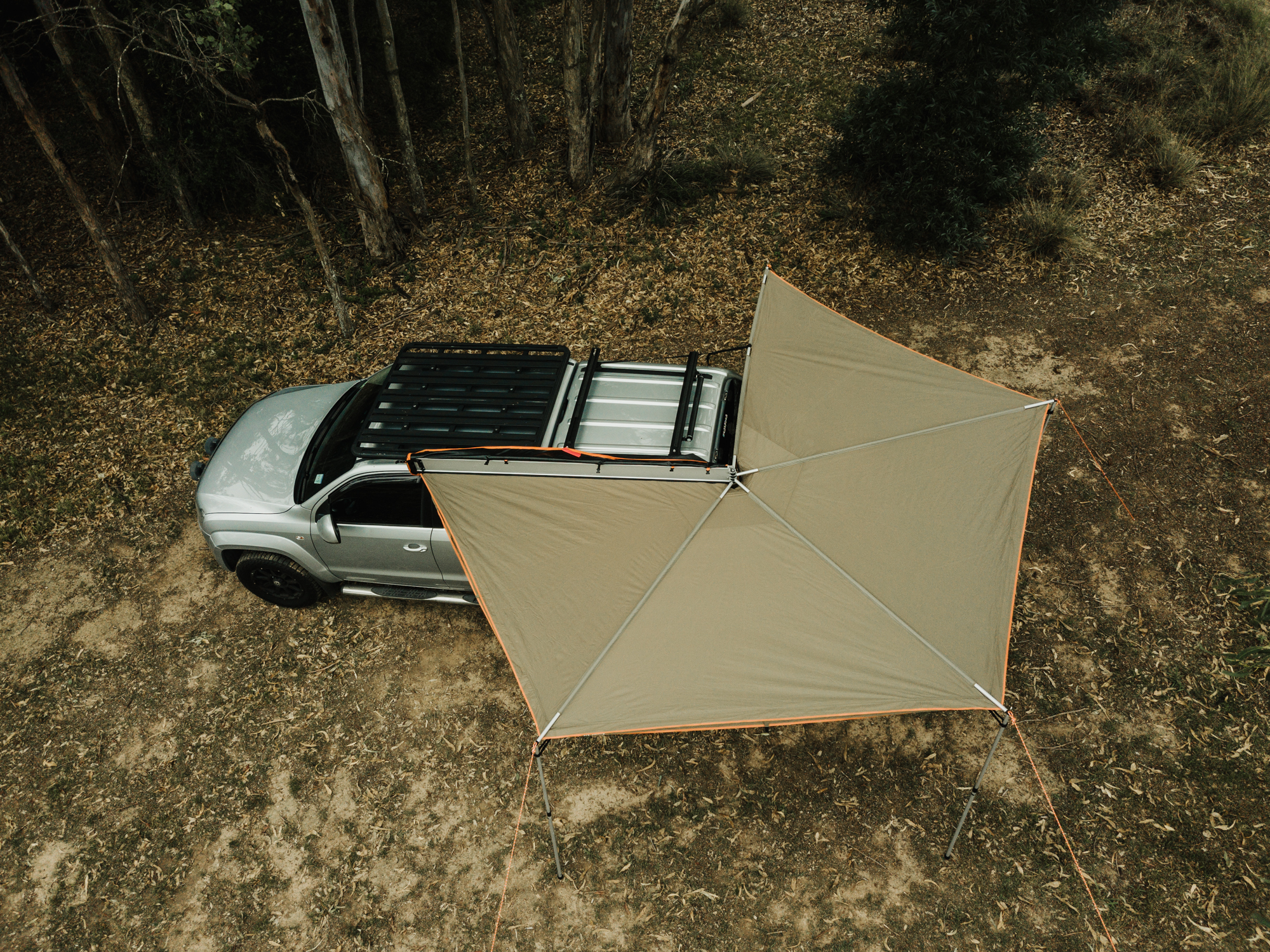 OZTENT | FOXWING - 270 Awning [RRP $879]