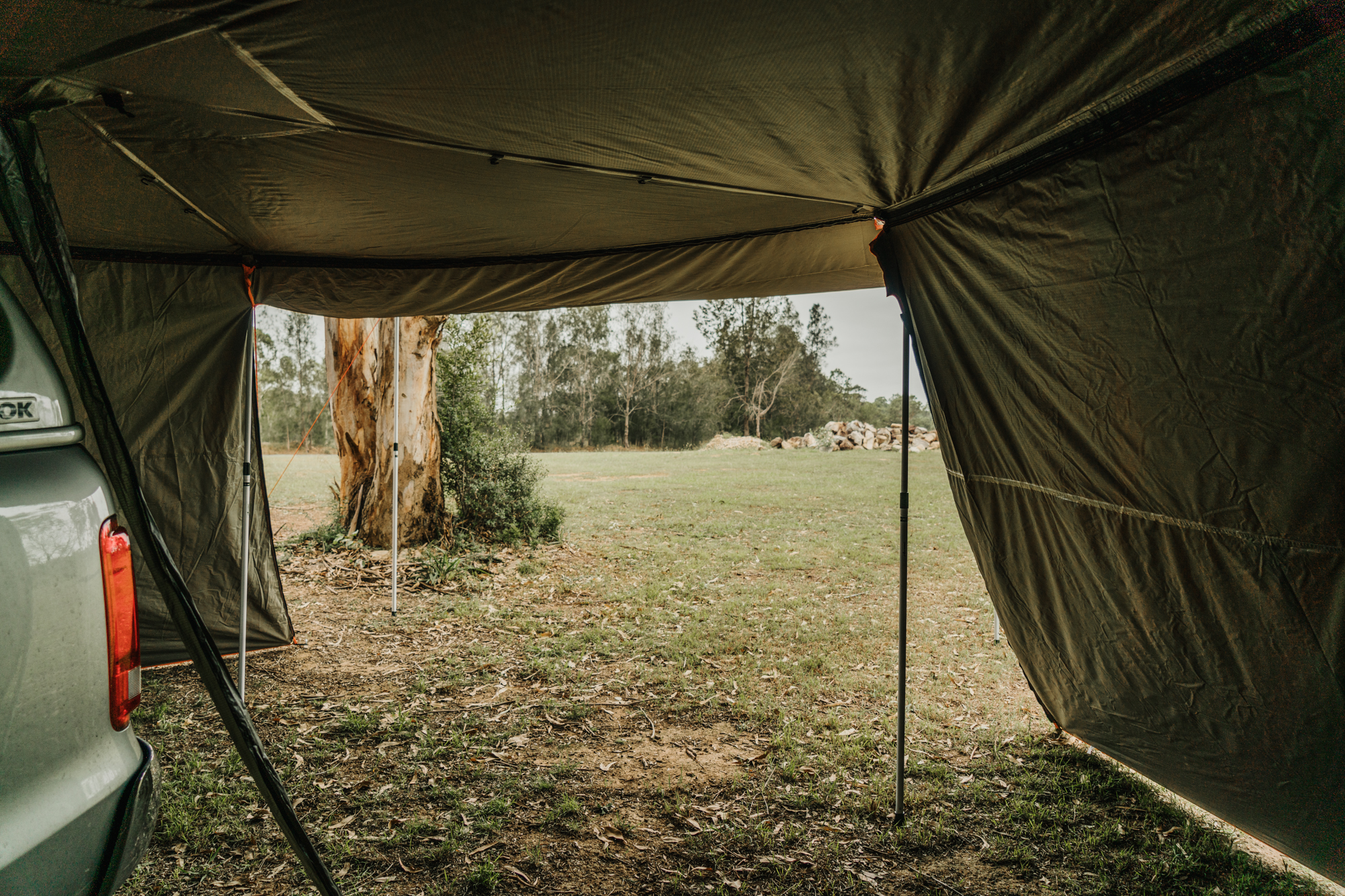 OZTENT | FOXWIG - 270 Tapered Awning Extension [RRP $199]